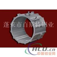 铝合金电池箱焊接加工水冷电机铝壳
