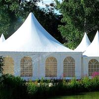 优质欧式篷房锥顶帐篷全国供应