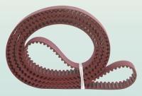 同步带系列PU无缝钢丝结构