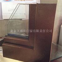 铝包木无缝焊接窗户
