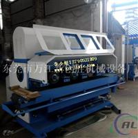 深圳边框铝材自动拉丝机