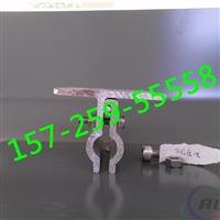 评论下:铝镁锰板点式屋面铝合金转接件