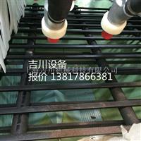 吉川玻璃钢工件专用喷砂机