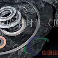 石墨金屬纏繞墊片(內外環)石墨纏繞墊片