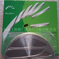 日本兼房铝合金锯片355X3.0X25.4X100XD齿