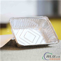 一次性鋁箔燒烤 外賣打包盒廠家直銷錫紙