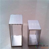 铝合金方通60401.8mm铝方管 方形铝管