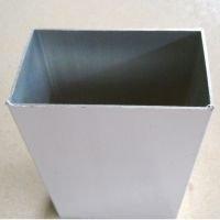 6061无缝铝管 厚壁铝管方管