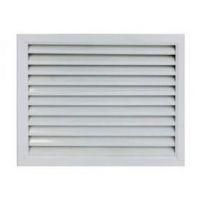 加工定做铝百叶窗、风口百叶、空调百叶