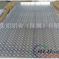 3003防滑铝板 五条筋花纹铝板 3003H24铝板