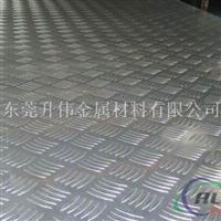 五条筋防滑铝板1100中厚花纹铝板