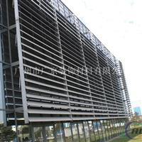 铝合金铝百叶窗厂家 外墙电动百叶窗规格