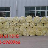 铝箔贴面玻璃棉卷毡厂家供应