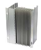 CNC Machining and Driling Aluminium Heatsink with Big Size