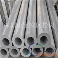 厚壁6063铝合金管 低铅环保铝硅合金管