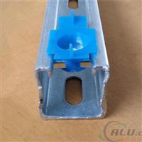 太陽能光伏支架配件鋁壓塊 邊壓塊、中壓塊 圖片