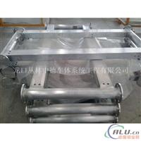 铝框架焊接+铝合金框架