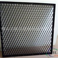 装潢铝板网规格 吊顶铝板网厂家