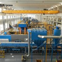6800噸壓機生產廠家銷售各類軌道交通型材