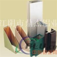 铝型材熔铸 挤压和上色 电泳涂装 氟炭喷涂