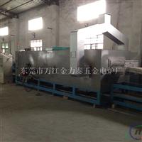 铝合金T6热处理网带生产线