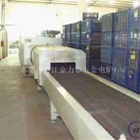 铝合金T6热处理隧道炉