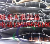 供应铝合金风叶型材