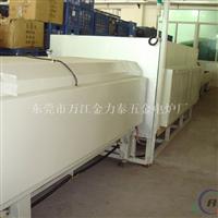 广东铝合金T6热处理连续生产线