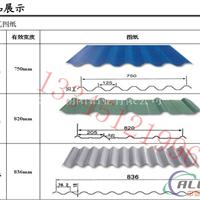 铝镁合金防腐铝瓦板铝瓦楞板成批出售价格