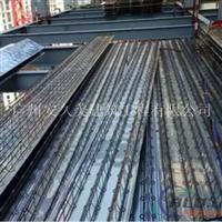 厂家直销铝板桁架楼承板TD2-70~~TD7-270