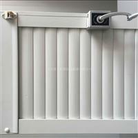 生产铝合金百叶窗型材及成品制作