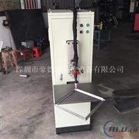 铝合金产物焊接装备 led铝框自动焊机