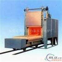 广东台车式铜材退火炉