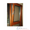 Wood Grain Transfer Printing Aluminium Tilt&Turn Windows