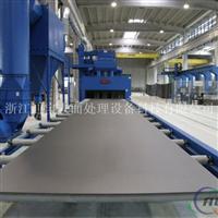 TBX15004钢板经由历程式抛丸机