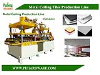 full automatic aluminium ceiling machine