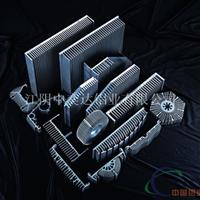 较好较高难度截面工业铝型材散热器型材