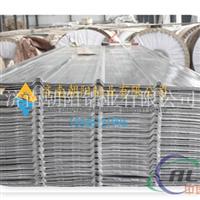 铝瓦楞板1.0毫米厚度的铝瓦楞板