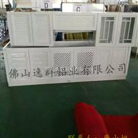 欧式仿实木厨房橱柜型材