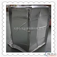 机器配件防水防静电防潮铝真空立体四方袋