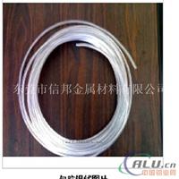 进口7075铝线生产,环保弹簧包胶铝丝加工