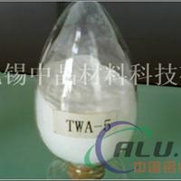 平板状(片状)氧化铝研磨微粉TWA5