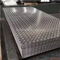 五条筋防滑铝板