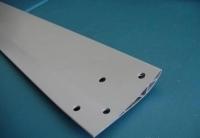 供应垂直风叶铝型材