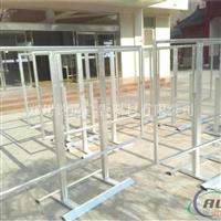 铝型材可调节报栏 铝型材升降导视牌