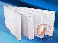耐温1300含锆硅酸铝纤维板