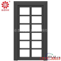 铝合金防盗门窗铝材成批出售