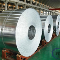 铝管厂家批发进口6063拉丝铝带 国标铝带