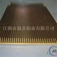 专业生产彩色铝型材 阳极氧化表面处理