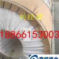 0.7mm保温合金铝卷 铝瓦楞板 压型铝板